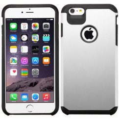 Apple iPhone 6 Plus Silver/Black Astronoot Case