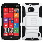 Nokia Lumia Icon White/Black Advanced Armor Stand Case