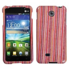 LG Escape Vertical Stripes Case