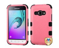 Natural Pink/Black TUFF Hybrid Phone Protector Cover