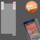 HTC Windows Phone 8x Anti-grease LCD Screen Protector/Clear