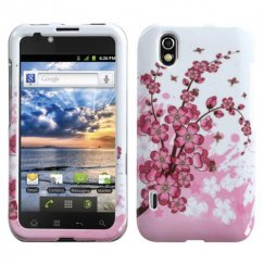 LG Marquee Spring Flowers Case