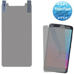 ZTE Blade Z Max / Sequoia Z982 Screen Protector Twin Pack (Strong Adhesion & Ultra-thin)