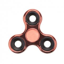 Rose Gold Plating Triangle Spinner