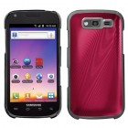 Samsung Galaxy S Blaze 4G SGH-T769 Red Cosmo Back Case