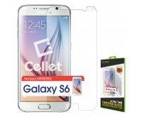 Premium Tempered Glass Screen Protector for Samsung Galaxy S6 (0.3mm)