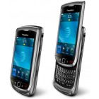 Blackberry 9800 Torch Smartphone - Unlocked GSM - Black