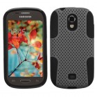 Samsung Galaxy Light Gray/Black Astronoot Phone Protector Cover