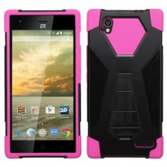 ZTE Warp Elite Hot Pink Inverse Advanced Armor Stand Case