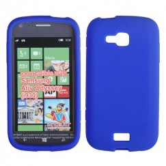 Samsung ATIV Odyssey Solid Skin Cover - Electric Blue