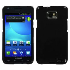 Samsung Galaxy S2 Natural Black Case