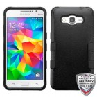 Samsung Galaxy Grand Prime Natural Black/Black Hybrid Case