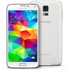 Samsung Galaxy S5 16GB SM-G900P Android Smartphone for Virgin Mobile - White