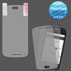 Samsung Galaxy S Relay 4G Screen Protector Twin Pack