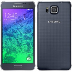 Samsung Galaxy Alpha 32GB SM-G850A Android Smartphone - Unlocked GSM - Gray