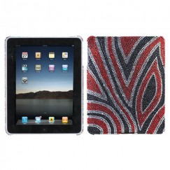 AppleiPad 1st Generation 2010 Jungle Fever Diamante Back Case