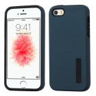 Apple iPhone SE Ink Blue/Black Hybrid Case