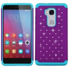 Huawei Honor 5X Purple/Tropical Teal FullStar Case