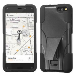 Amazon Amazon Fire Phone Black Inverse Advanced Armor Stand Case