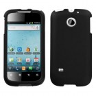 Huawei Ascend II / Prism / Summit Black Case - Rubberized