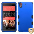 HTC Desire 626 Titanium Dark Blue/Black Hybrid Case