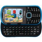 Samsung U460 Intensity II Bluetooth MP3 BLUE Phone Verizon