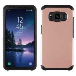 Samsung Galaxy S8 Active Rose Gold/Black Astronoot Case