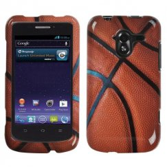ZTE Avid 4G Basketball-Sports Collection Case