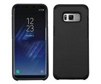 Samsung Galaxy S8 Black/Black Astronoot Phone Protector Cover