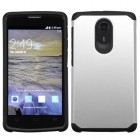 ZTE Uhura N817 Silver/Black Astronoot Phone Protector Cover