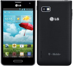 LG Optimus F3 P659 Android Smartphone - T Mobile - Black