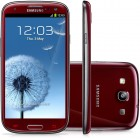 Samsung Galaxy S3 16GB GT-I9300 Android Smartphone - Unlocked GSM - Red