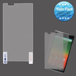 ZTE ZMax Screen Protector Twin Pack