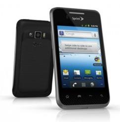 LG Optimus Elite Android Smartphone for Virgin Mobile - Gray
