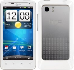 HTC Vivid 16GB Android Smartphone - Unlocked GSM - White