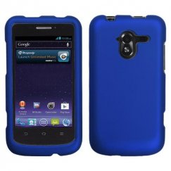 ZTE Avid 4G Titanium Solid Dark Blue Case