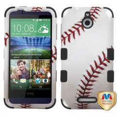 HTC Desire 510 Baseball-Sports Collection/Black Hybrid Case