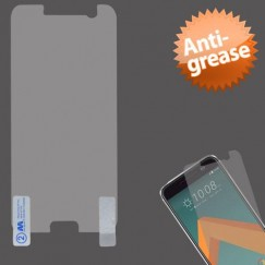 HTC 10 Anti-grease LCD Screen Protector - Clear - Strong Adhesion & Ultra-thin