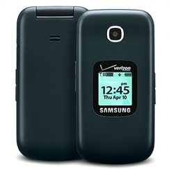 Samsung Gusto 3 SM-B311VPP Flip Phone for Verizon Prepaid - Dark Blue