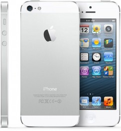 Apple iPhone 5 64GB Smartphone - Unlocked GSM - White