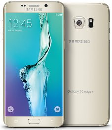 Samsung Galaxy S6 Edge Plus 32GB G928P Android Smartphone - Ting - Platinum Gold