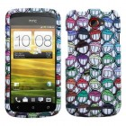 HTC One S All Smiles Case