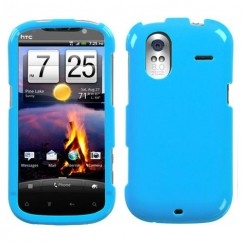 HTC Amaze 4G Natural Turquoise Case