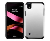 LG X Style / Tribute HD Silver/Black Astronoot Phone Protector Cover