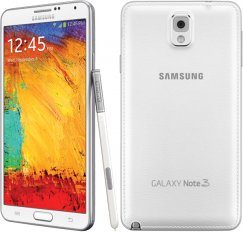 Samsung Galaxy Note 3 32GB Android Smartphone for Sprint PCS - White
