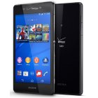Sony Xperia Z3V BLACK 32GB 4G LTE 21MP Camera Android Phone for Verizon
