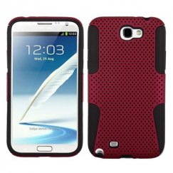 Samsung Galaxy Note 2 Red/Black Astronoot Case