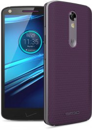 Motorola Droid Turbo 2 32GB XT1585 Android Smartphone for Verizon Wireless - Black and Purple