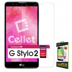 LG G Stylo 2 Tempered Glass Screen Protector