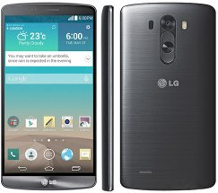 LG G3 32GB D850 Android Smartphone - Cricket Wireless - Gray
